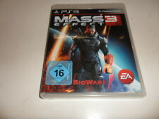 PlayStation 3 PS 3 Mass Effect 3