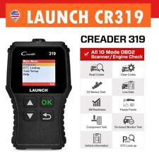 LAUNCH OBD2 Scanner Automotive Car Code Reader EOBD Diagnostic Scan Tool CR319