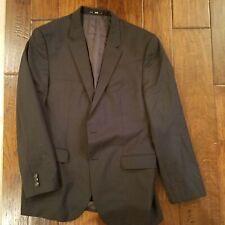Hugo boss suit 42r 36x32 Black