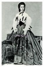 mm438 - Empress Elisabeth ( Sisi ) of Austria - photograph 6x4
