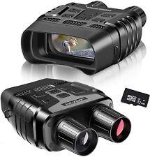 Nachtsichtgerät Jagd Digitales Fernglas mit Nachtsicht Kamera HD 2,31? TFT-LCD