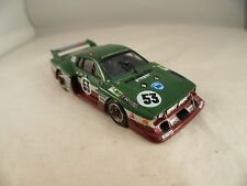 Record France Lancia Beta GR5 n° 53 Le Mans 1980 Kit monté 1/43