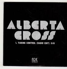 (GS923) Alberta Cross, Taking Control - 2009 DJ CD