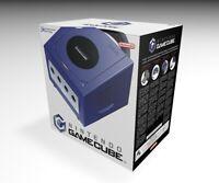 Caja vacia Nintendo GameCube Azul (no incluye la consola) | empty box
