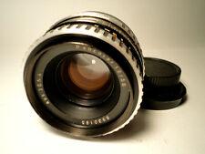 M42 Carl Zeiss Jena PANCOLAR 1,8/50  TOP CONDITION VINTAGE LENS 50mm 1.8