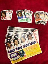 je 10x Update Panini WM 2006 Inzaghi Lehmann Baretta England Squad