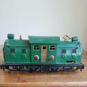 Antique Lionel Prewar 0 Gauge Electric Locomotive 1924 -1934
