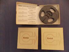 """New listing Lot of 3 Super 8 Mm Kodak 200Ft. 5"""" Movie reels"""