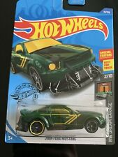 Hot Wheels 2020 Hw Dream Garage 2005 Ford Mustang, 19/250 Green