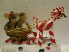 Charming Tails - Sleigh Ride Sweeties In Original Box