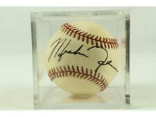Michael Jordan Signed Baseball Lot 490