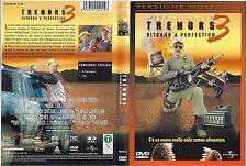 TREMORS 3 - RITORNO A PERFECTION (2001) dvd ex noleggio