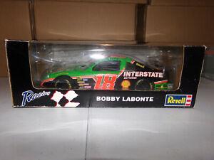 1/24 BOBBY LABONTE #18 INTERSTATE BATTERIES 1996 REVELL NASCAR DIECAST
