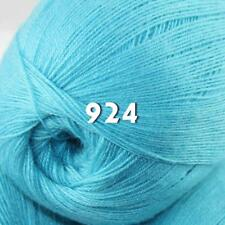 AIP 1 Ball x 50gr LACE Soft Acrylic Wool Cashmere hand knit Crochet Wrap Yarn 24