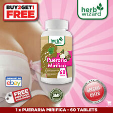 PUERARIA MIRIFICA STRONG CAPSULES NATURAL FIRMING BUST BREAST ENLARGEMENT