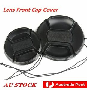 Camera Lens Cap 37,40.5, 43,46,49,52,55,58,62,67,72,77,82,86mm For Replacement.