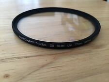 K&F Concept 77mm Slim UV Filter Great For Wide Angle Lens.