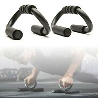 Travel Push Up Bars Handles Stands Exercise Grips Fitness Pull Workout Muscle