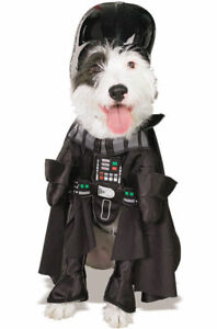Brand New Star Wars Darth Vader Pet Dog Costume Small