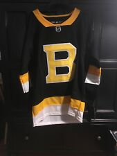 NEW Boston Bruins Winter Classic Jersey 2019 Size 52 Large David Pastrnak