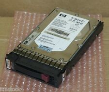"HP 400 GB 10k Dual Port Fibre Channel FC 3.5"" HARD DISK HDD 466277-001 PER EVA"