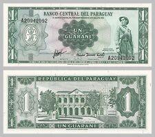 Paraguay 1 guaraní 1952 p193b unz.