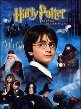 Harry Potter e la pietra filosofale 1^ edizione WARNER 2DVD custodia DIGIPACK
