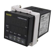 AC/DC 12~24V -50-1300°C Digital PID Temperature Control Controller thermostat
