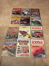 American Rodder Magazines (12) Very Nice Condition