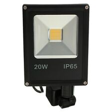 WATERPROOF SLIM LINE ENERGY EFFICIENT LED FLOODLIGHT  20W SLIM