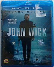 John Wick (Blu/DVD) NEW