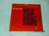 The Original Soundtrack Recording Of West Side Story (Vinyl 1960 Columbia) Origi