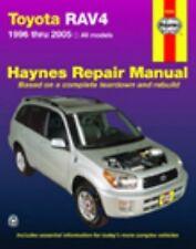 1996-2005 Haynes Toyota RAV4 Repair Manual