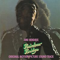 JIMI HENDRIX - RAINBOW BRIDGE  VINYL LP NEU