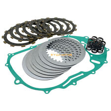 Heavy Duty Clutch Plate Kit Springs & Cover Gasket for Yamaha V Star 650 98-2011