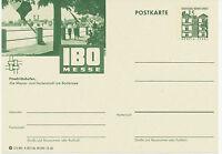 BRD 1965, ungebr. 15 Pfg. Bildpost-GA Bauten FRIEDRICHSHAFEN IBO MESSE