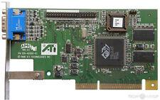 Carte vidéo AGP  RAGE IIC AGP  ATI 3D   ( 215R2QUA12)