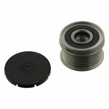 Alternator Overrun Pulley Fits Volkswagen Beetle Crossgolf Crosspolo Febi 34612