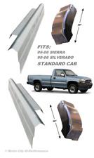 ROCKER PANELS CAB CORNERS 1999-2006 SILVERADO SIERRA PICKUP STANDARD CAB