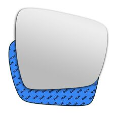 Right wing adhesive mirror glass for Renault Koleos 2016-2019 898RS