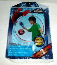 Spiderman Super Paddle Ball-Great for Kids!!-Brand New in Package!!