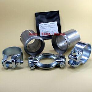 Auspuff Reparatursatz für Abgasanlage , Auspuff Reparatur ohne Schweißen Ø 45 mm