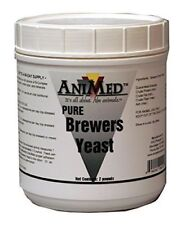 AniMed Pure Brewers Yeast Horses & Dogs Supplement 2 lbs