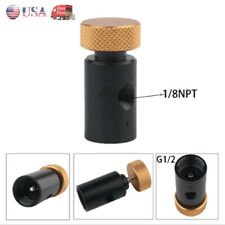Paintball Remote Line On/Off Asa Adapter One Hole Co2 Hpa Adapter Fill Station