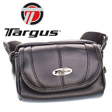 Targus Convertible Universal Leather Camera Case - Shoulder or Waist Bum Bag