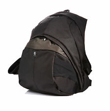 "Crumpler The Customary Barge-DELUXE CU-08A  Camera backpack 17""Laptop bag(black)"