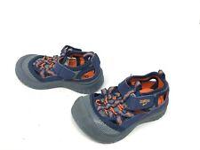 Boys Toddlers Oshkosh bax-b navy water shoes (443P)