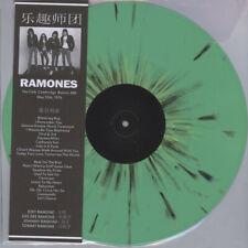rare RAMONES SPLATTER VINYL LP  NUMBERED CLUB CAMBRIDGE 1976 EAST/WEST RARE! KBD