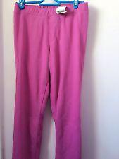 Women Uniqlo Hot Pink Skinny Stretch slim Pants Leggings xs