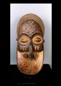 Old Tribal Bamum   Mask    --- Cameroon